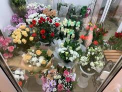Продажа цветов, букетов, композиций, шаров.