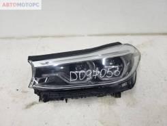 Фара передняя левая BMW 6er G32 LED адаптив ДХО