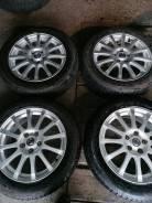 Комплект Nissan 5х114.3 R17 Michelin 215/55R17
