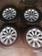 Комплект NissanTeana 5х114.3 R16 215/60r16 Dunlop