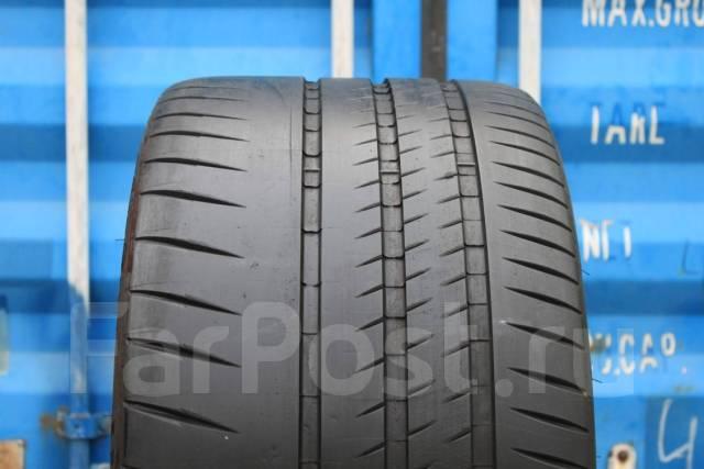 Michelin Pilot Sport Cup 2. летние, б/у, износ 10%