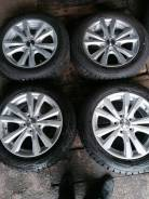 Комплект 5х112 R16 205/55R16. Dunlop
