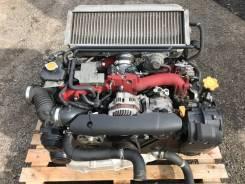 Двигатель EJ207 Dual AVCS Subaru Impreza STI GRB GRF/GVB/GVF