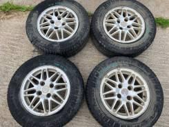Колеса на Nissan 215/65r15 4x114.3