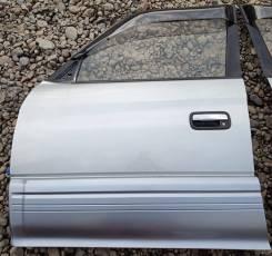 Дверь передняя левая цвет К73 Toyota Land Cruiser Prado 90/95