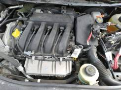 Двигатель Nissan Almera 2018 г.