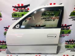 Дверь передняя левая Toyota Cresta jzx100 gx100 в Новосибирске
