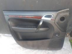 Обшивка двери передняя левая Porsche Cayenne 955 2002-2010 M48 в