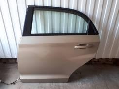 Дверь задняя левая Chery A13 2011 год выпуска