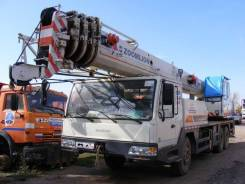 Аренда автокрана 40 тонн Zoomlion QY40V532