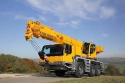 Аренда автокрана 50 тонн Liebherr LTM1050-3.1