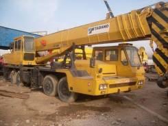 Аренда автокрана 50 тонн Tadano TG500