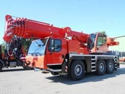 Аренда автокрана 55 тонн Liebherr LTM 1055-3.2