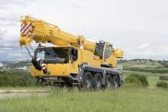 Аренда автокрана 70 тонн Liebherr LTM1070-4.2