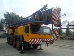 Аренда автокрана 80 тонн Liebherr LTM1080