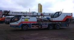 Аренда автокрана 90 тонн Zoomlion QY90V533