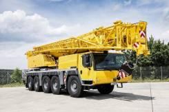 Аренда автокрана 130 тонн Liebherr LTM1130-5.1