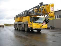 Аренда автокрана 160 тонн Liebherr LTM1160-5.1