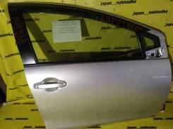 Дверь передняя правая Toyota Aqua, NHP10, 1Nzfxe (1F7)