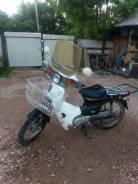 Honda Super Cub. 50куб. см., исправен, с пробегом