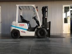 TCM FG20T3C. Вилочный автопогрузчик TCM FG20T3С, 2 000кг., Бензиновый
