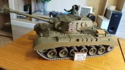 Радиоуправляемый танк 1 к 16