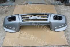 Бампер передний на Mitsubishi Pajero 3 V73W V65W V75W V68W V78W