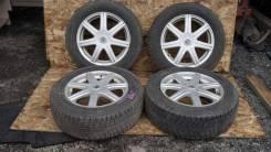 """Колёса Dunlop 225/60/17 2016г. x17"""" 5x100.00, 5x114.30"""