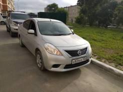 Nissan Latio. вариатор, передний, 1.2 (79л.с.), бензин, 59тыс. км