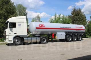 GT7 ППЦТ-36. Газовоз в Наличии 36 кубов с Насосом и подготовкой под Счетчик, 17 223кг.