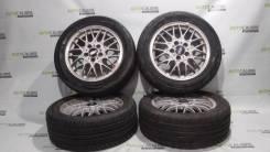 Отличные колеса кованые BBS R16 с MMC Galant Legnum EC5