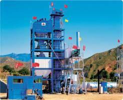 CA-Long. Асфальтобетонный завод из Китая CL-2000 56-240t/h, 1 000куб. см. Под заказ