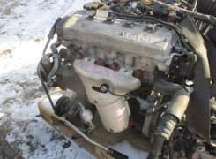 Двигатель 5EFE в разбор (катушечный)