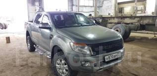 Ford Ranger. механика, 4wd, 2.5 (190л.с.), бензин, 150 000тыс. км
