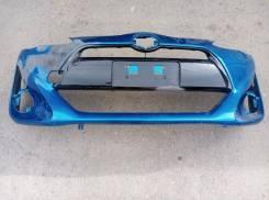 Бампер передний Toyota AQUA, NHP10 2016