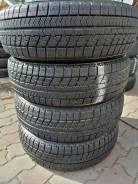 Bridgestone Blizzak VRX. всесезонные, 2013 год, б/у, износ 20%