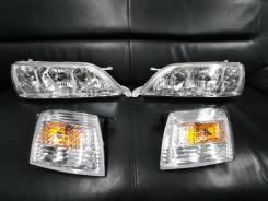 Фары Toyota Cresta 100 96-01гг (под ксенон)