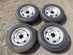 Колеса лето железном диске Dunlop Enasave VAN01 195/80R15 107/105LT