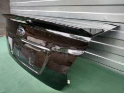 Спойлер багажника. Subaru Impreza, GJ, GJ2, GJ3, GJ6, GJ7 EJ16A, EJ20A, FB16, FB20