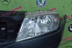 Фара левая Skoda Octavia 1Z (04-09г)