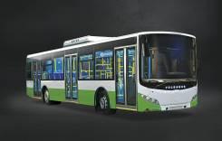 Volgabus. Автобус городской полунизкопольный (60% площади), Метан , 111 мест