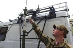 Радиотелеграфист. Войска Национальной Гвардии РФ. Улица Связная 1б