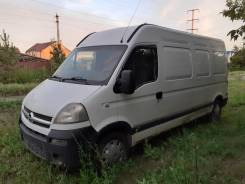 Opel Movano. Продается грузовой фургон Опель Мовано, 2 500куб. см., 1 500кг., 4x2