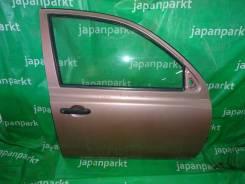 Дверь Nissan March AK12, CR12, 2008г., передняя правая
