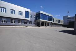 Предлагаем в аренду двухэтажное, современное здание, площадью 1116 кв. 1 116,0кв.м., переулок Рыночный 7, р-н Центр города. перекрестка улиц Сахалин...
