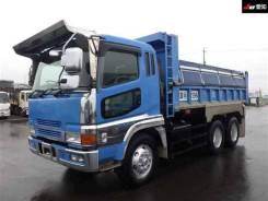 Mitsubishi Fuso Super Great. DUMP Truck, 17 800куб. см., 12 000кг., 6x4