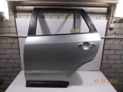 Дверь левая задняя Hyundai Santa Fe CM