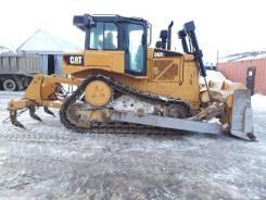 Caterpillar D6R2. Бульдозер , 8 800куб. см., 21 770кг.