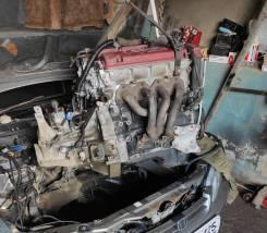 Двигатель h22a euro-r в разбор