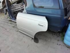 Дверь задняя левая Toyota mark 2 lx90 2lte в Хабаровске